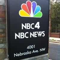 Photo taken at NBC News Washington Bureau by Ching Y. on 4/16/2012