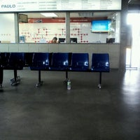 Photo taken at Terminal Rodoviário Geraldo Scavone by Livia M. on 12/11/2011