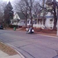 Photo taken at Riverwest Neighborhood by Bradley F. on 12/28/2011