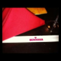 Photo taken at Benihana by David P. on 1/28/2012