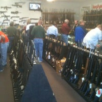 Photo taken at Guns And Leather by Gregory R. on 12/31/2011