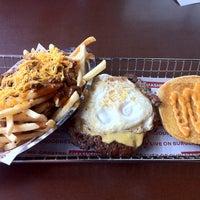 Photo taken at Smashburger by iGoByDoc on 8/15/2012