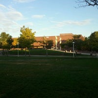 Photo taken at Metropolitan State University of Denver by Jake M. on 9/26/2011
