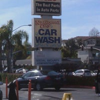Photo taken at National City Car Wash by Ditto on 3/13/2011