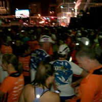 Photo taken at 10th ING Miami Marathon (Full & Half-Marathon) by Lorena L. on 1/29/2012