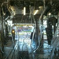 Photo taken at Delta Sonic Car Wash by Matthew Z. on 8/26/2011
