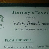 Photo taken at Tierney's Tavern by KamiLynn M. on 11/25/2011