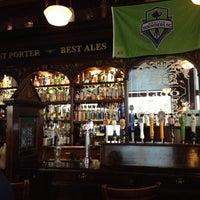 Photo taken at Fadó Irish Pub & Restaurant by Mirek N. on 9/6/2012