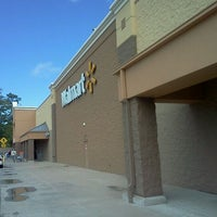Photo taken at Walmart Supercenter by Red Flash D. on 10/12/2011