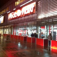 Photo taken at Media Markt by Dj D. on 2/14/2012