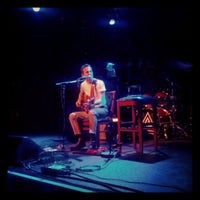 Photo taken at Commodore Ballroom by Owen C. on 4/18/2012