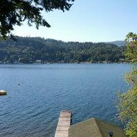 Photo taken at Summit Lake by Glen W. on 8/25/2012