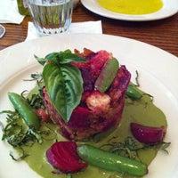 Photo taken at Higgins Restaurant & Bar by Janet J. on 7/30/2011