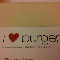 Photo taken at I Love Burgers by Jerry W. on 11/4/2011