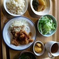 Photo taken at あきゅらいず美養品 森の食堂 by えび っ. on 10/29/2011