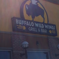 Photo taken at Buffalo Wild Wings by Mike M. on 4/20/2012