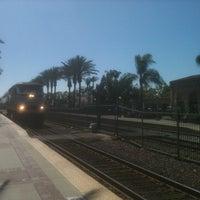 Photo taken at Metrolink Fullerton Station by Brandon T. on 7/22/2011