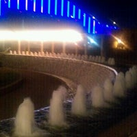 Photo taken at The Watergarden & Pavilion by Morgan E B. on 1/8/2012