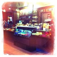 Photo taken at Peet's Coffee & Tea by Evangeline B. on 1/27/2012