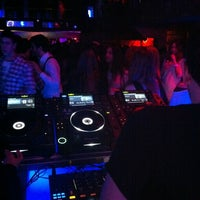Photo taken at SuperClub 95 by Félix B. on 2/25/2012