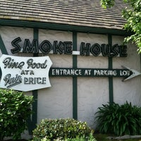 Photo taken at Smoke House Restaurant by Bob Y. on 5/6/2012