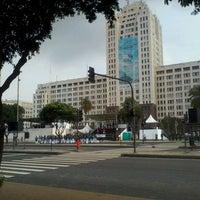 Photo taken at Avenida Presidente Vargas by Vitor d. on 9/7/2011
