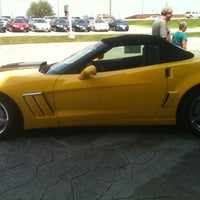Photo taken at Bob Brown Buick GMC by Mary W. on 6/24/2012