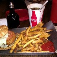 Photo taken at Big Smoke Burger by Tim N. on 2/6/2012