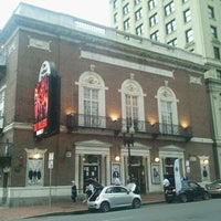 Photo taken at Wilbur Theatre by Trilby B. on 11/26/2011