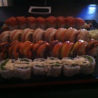 Photo taken at Kyoto Sushi by Mariuxi T. on 4/28/2012