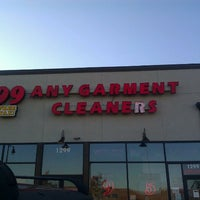 Photo taken at $1.99 Any Garment Cleaners by Andre R. on 11/6/2011