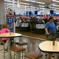 Photo taken at Walmart Supercenter by Chris B. on 10/5/2011