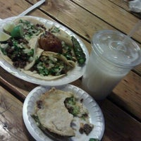 Photo taken at Taqueria La Fondita #2 by einstein x m. on 9/5/2011