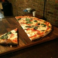 Photo taken at South Brooklyn Pizza by Jon S. on 1/5/2011