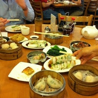 Photo taken at Winsor Dim Sum Cafe by Sarah H. on 7/30/2011