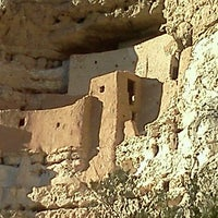 Photo taken at Montezuma Castle National Monument by Lin W. on 12/27/2011