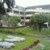 Photo taken at Universidad Nacional Mayor de San Marcos - UNMSM by Edgar M. on 1/27/2012
