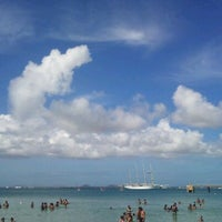 Photo taken at Playa El Paraíso by mXd on 1/10/2012