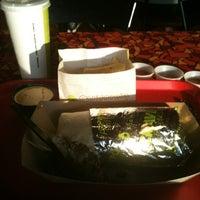 Photo taken at California Tortilla by J T. on 5/4/2012