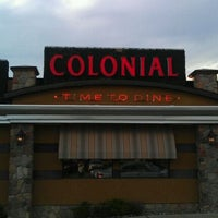 Photo taken at Colonial Diner by Mona C. on 8/31/2011