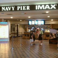 Photo taken at Navy Pier IMAX Theatre by Amby W. on 8/27/2011