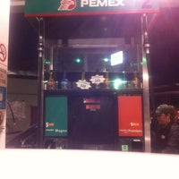 Photo taken at Gasolinera Pemex 7675 by Oasisantonio on 7/30/2012