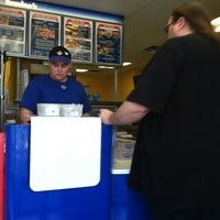 Photo taken at Domino's Pizza by Patricia Y. on 4/1/2012