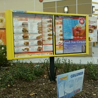 Photo taken at SONIC Drive In by Arielle K. on 11/18/2011