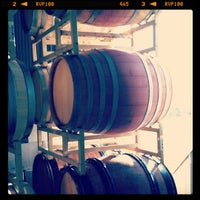 Photo taken at Hector Wine Company by Emma S. on 3/19/2012