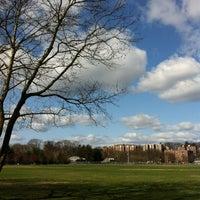 Photo taken at Van Cortlandt Park by Joyce S. on 3/26/2012