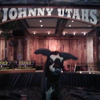 Photo taken at Johnny Utah's by Kashmir A. on 2/14/2012