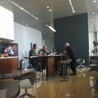 Photo taken at Lufthansa Business Lounge by KHS on 8/2/2011