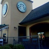 Photo taken at Starbucks by Desert D. on 10/22/2011