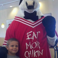 Photo taken at Chick-fil-A by Corey L. on 8/24/2011